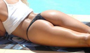 Flat Buttock