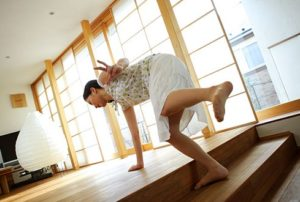 Loss of Balance: is common among the elderly